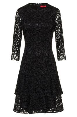 6deca31eb64701 HUGO BOSS | Elegante Kleider für Damen | Modernes Design