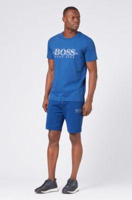 54635fb66 Shorts for men by HUGO BOSS | Skillful designs
