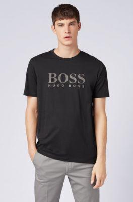 783eeea4d SALE Men | Print T-Shirts by HUGO BOSS – Elaborate designs