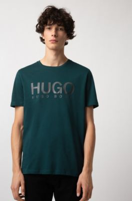 f11a6b481 HUGO BOSS | Print T-shirts for Men | Everyday Wear