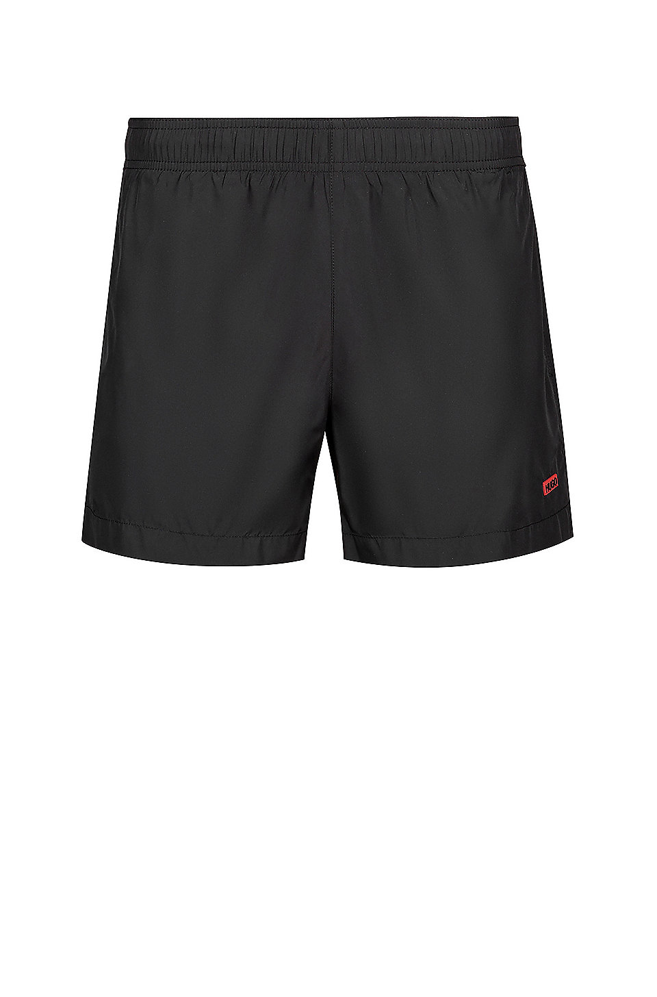 53e97c718 HUGO - Quick-drying swim shorts with contrast lining