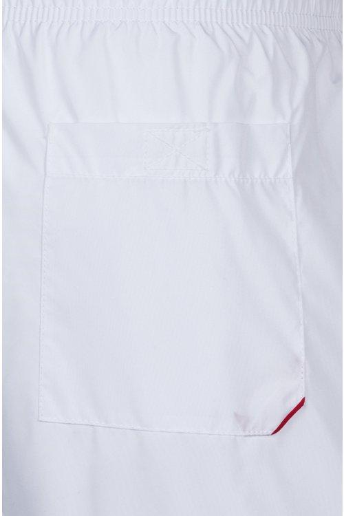 Hugo Boss - Bañador tipo shorts de secado rápido con forro en contraste - 2