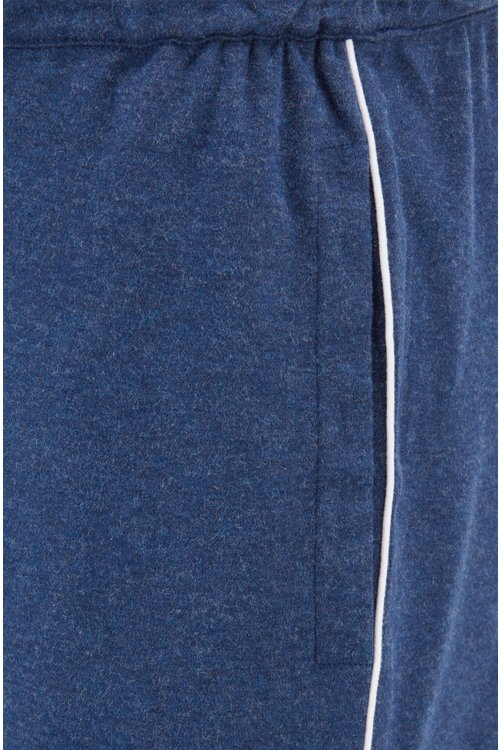 Hugo Boss - Regular-fit pyjama set in interlock cotton - 2