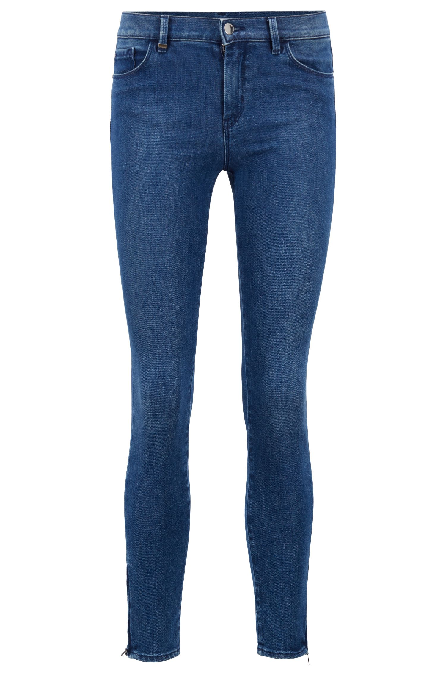 Hugo Boss - Skinny-Fit Jeans aus komfortablem Stretch-Denim - 1