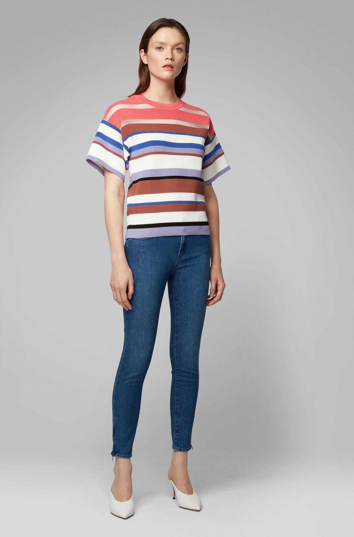 Hugo Boss - Skinny-Fit Jeans aus komfortablem Stretch-Denim - 2