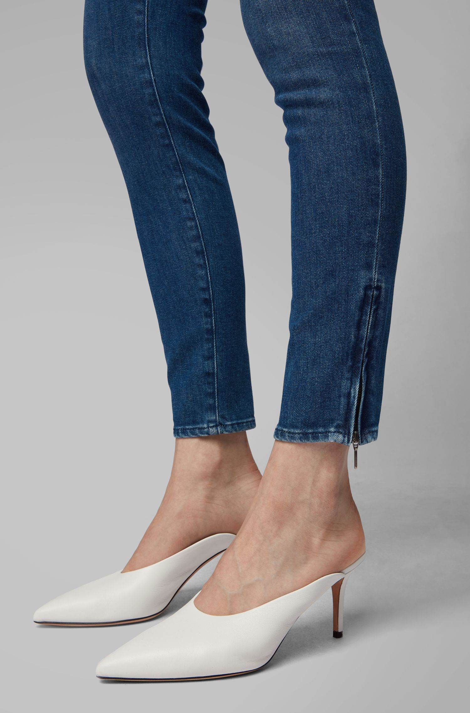 Hugo Boss - Skinny-Fit Jeans aus komfortablem Stretch-Denim - 3