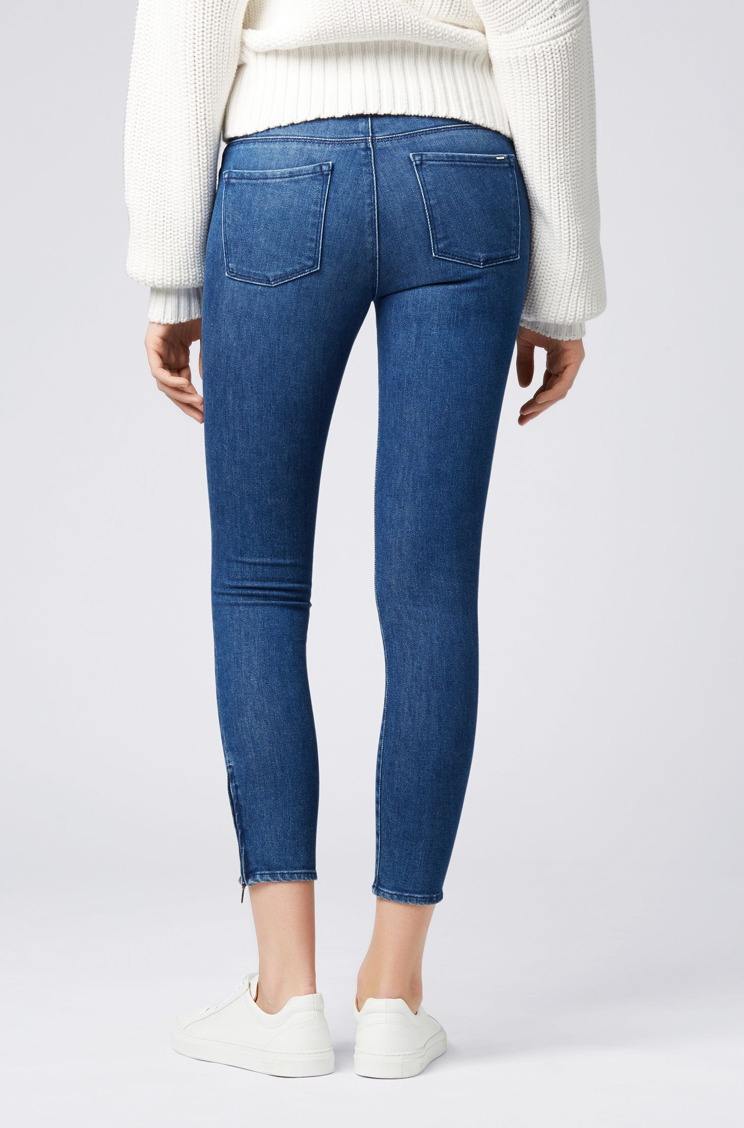 Hugo Boss - Skinny-Fit Jeans aus komfortablem Stretch-Denim - 4
