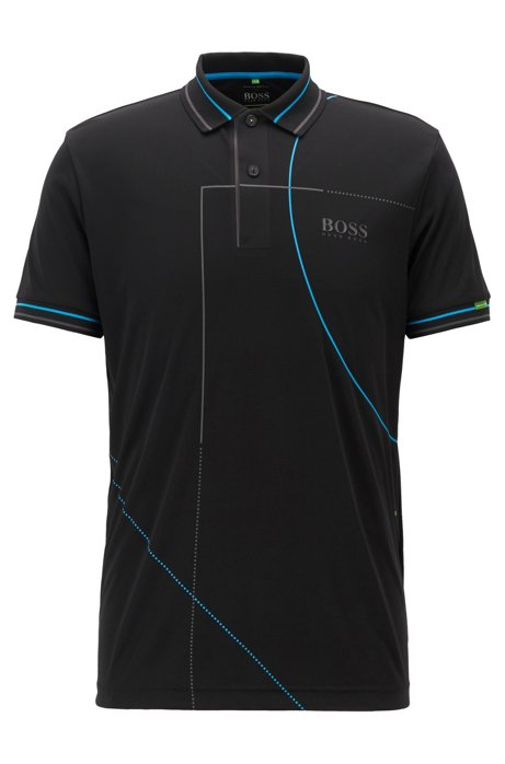 8cea9dad1 Martin Kaymer regular-fit polo shirt in performance fabric. Style Paddy MK  ...