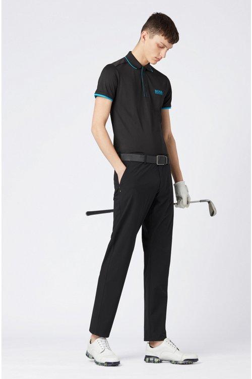Hugo Boss - Poloshirt aus Waffel-Piqué mit S.Café® - 2