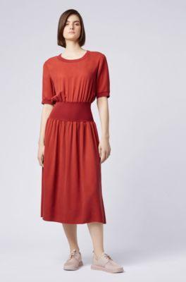51aef010658ee6 BOSS Dresses – Classic   elegant