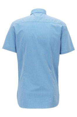 ee76375d8f HUGO BOSS   Short-Sleeved Shirts for Men   Distinctive Designs