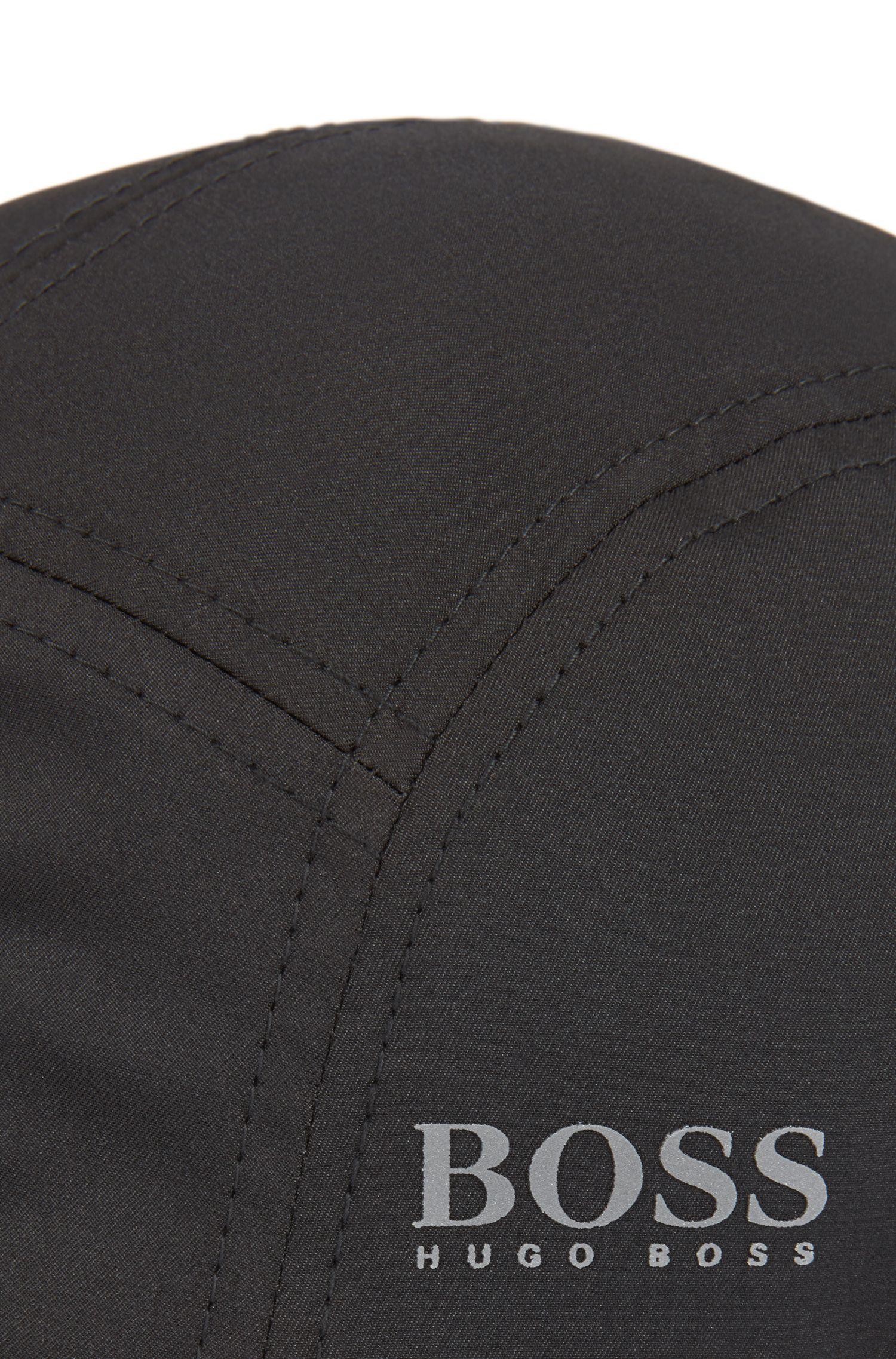 Hugo Boss - Gorra con visera recortada y detalles reflectantes - 3