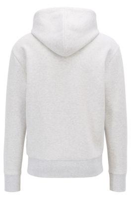 più amato 5e875 ce75f Grey Hooded sweatshirts by BOSS | HUGO BOSS | Men