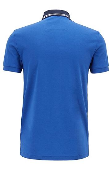 男士休闲商务Polo衫,  462_淡蓝色