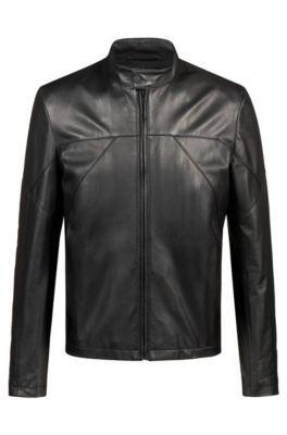 HUGO BOSS giacche in pelle da uomo  168546a87470