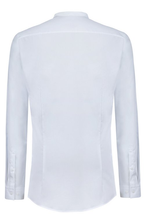 Hugo Boss - Extra Slim-Fit Hemd aus Baumwoll-Popeline - 4