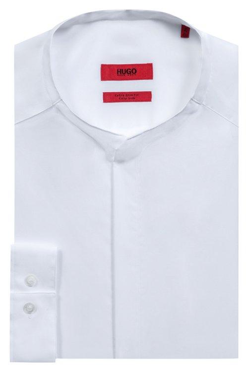 Hugo Boss - Extra Slim-Fit Hemd aus Baumwoll-Popeline - 5