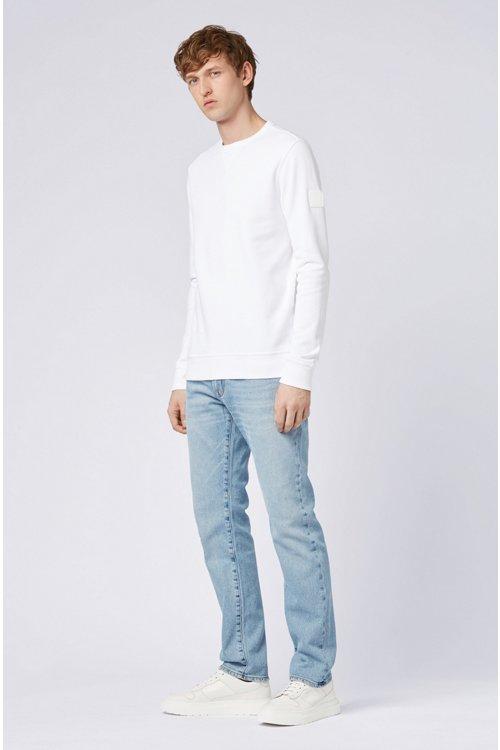 Hugo Boss - Regular-Fit Jeans aus Used-Denim - 2