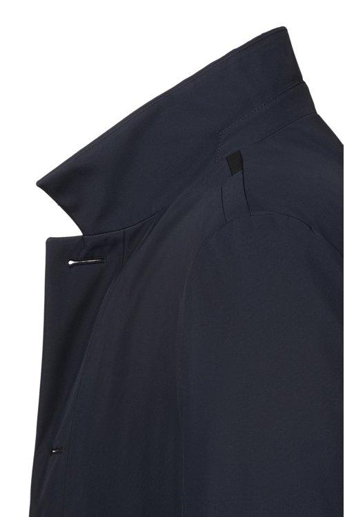 Hugo Boss - Wasserabweisender Regular-Fit Mantel mit herausnehmbarem Innenfutter - 5