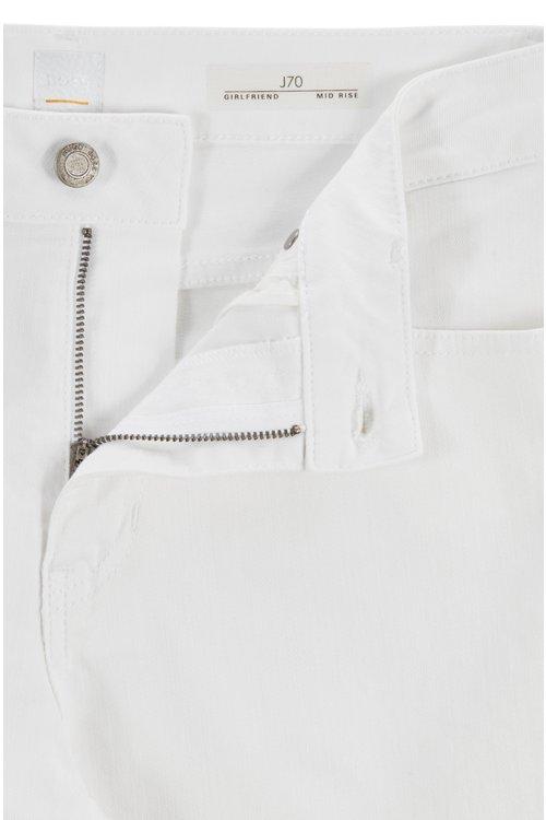 Hugo Boss - Shorts relaxed fit en denim elástico para el máximo confort - 5
