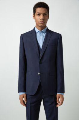 1e47e52185 HUGO BOSS   Suits for Men   Designer Suits for You