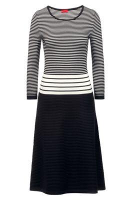 950becc1f780 Knitted dresses for women | HUGO BOSS | High comfort