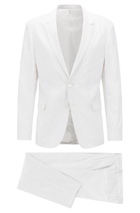 BOSS - Edizione Limitata  Iconico abito bianco f4b624c3632
