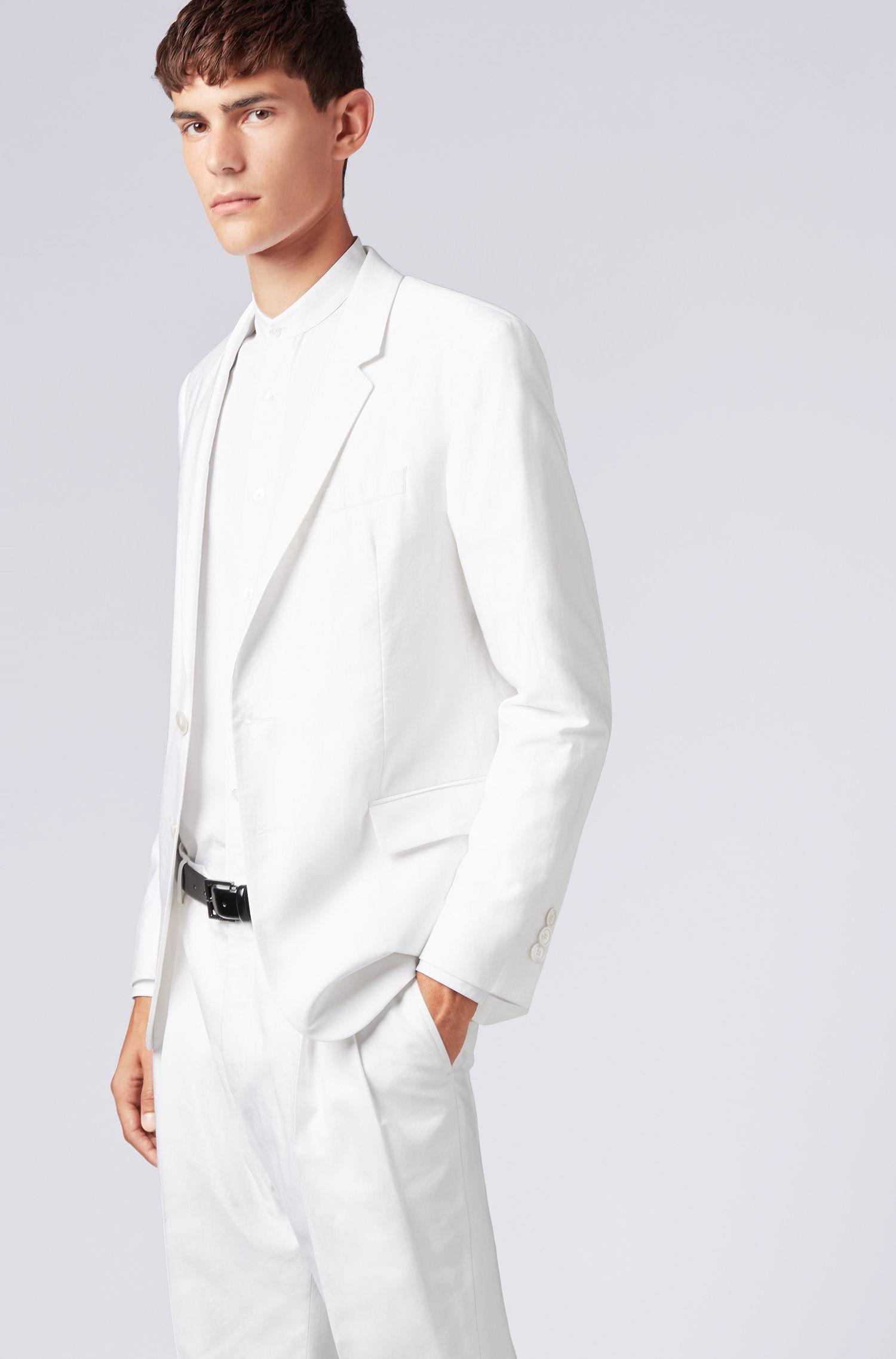 Edición Limitada icónico traje blanco, Blanco