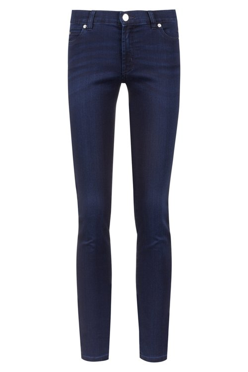 Hugo Boss - Extra-slim-fit jeans in stretch denim - 1
