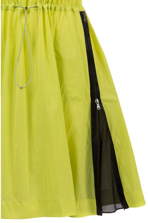 Hugo Boss - Vestido relaxed fit en estilo cortavientos en espectacular tejido técnico - 5
