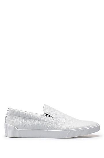 男士休闲时尚小白鞋,  100_白色