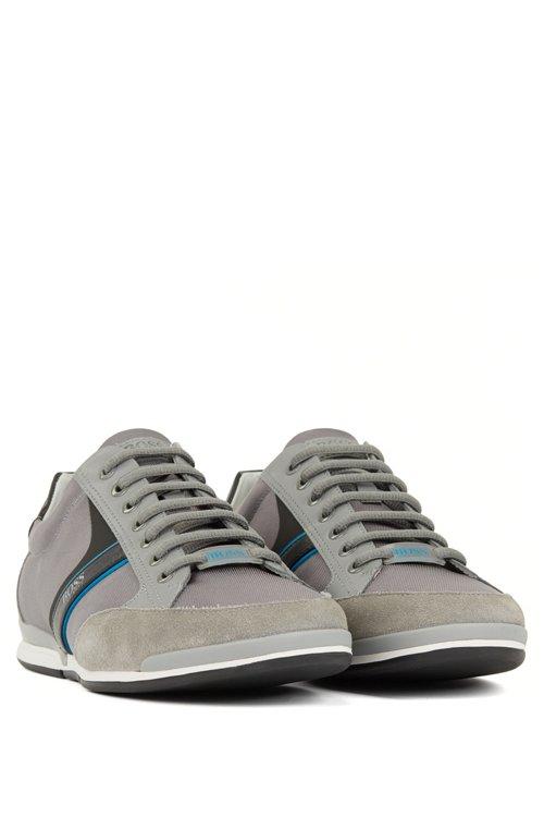 Hugo Boss - Hybrid-Sneakers mit feuchtigkeitsableitendem Innenfutter - 2
