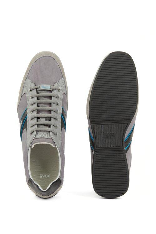 Hugo Boss - Hybrid-Sneakers mit feuchtigkeitsableitendem Innenfutter - 4
