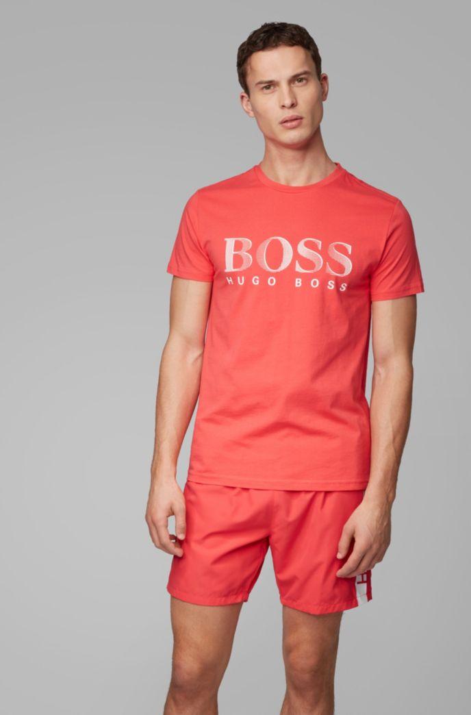 T-Shirt aus nachhaltiger Baumwolle mit UPF50+