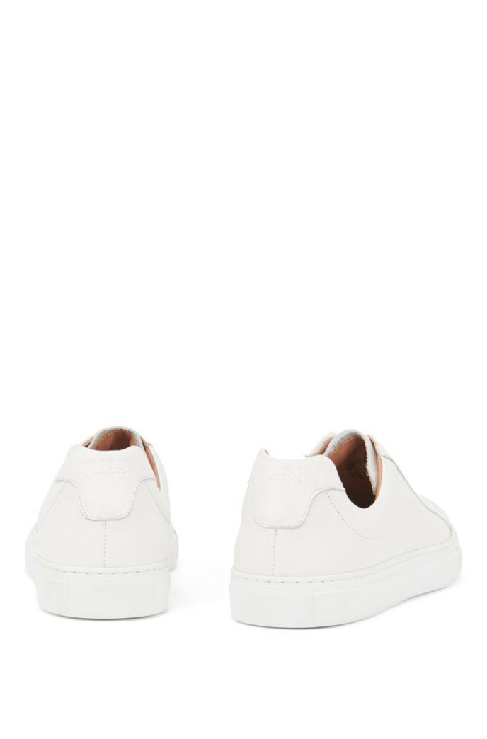Lowtop Sneakers aus italienischem Leder