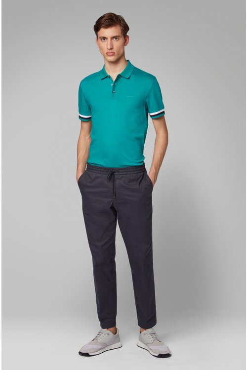 Hugo Boss - Polo regular fit en algodón interlock - 2