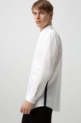 Gala Overhemd Heren.Smoking Overhemden Voor Heren Hugo Boss Stijlvol Klassiek