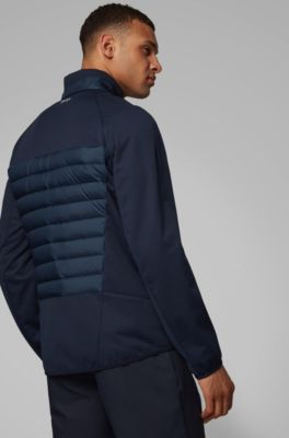 e1b1b6b43a The Open Exclusive slim-fit jacket with water-repellency