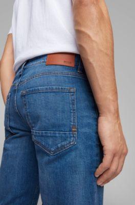 02f82e191cb HUGO BOSS | Jeans for men | Denim Blue Jeans