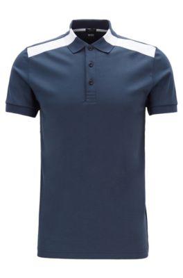 e6bd5d03c09a HUGO BOSS | Polo Shirts for Men | Classic & Sportive Designs
