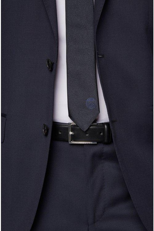 Hugo Boss - Limitierte Seidenkrawatte mit aufgesticktem Paris Saint-Germain Logo - 2