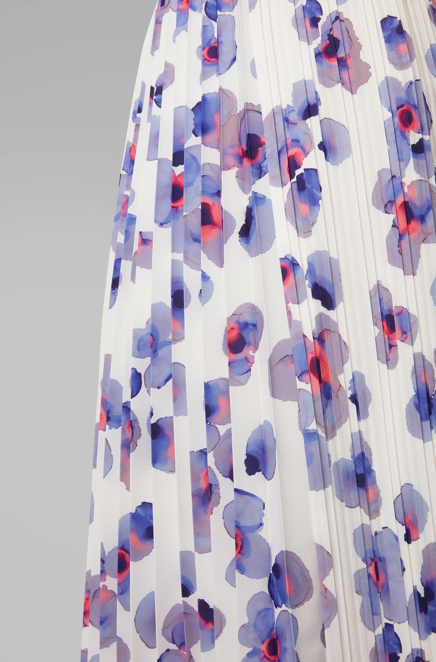 Jupe Regular Fit à imprimé floral exclusif, Fantaisie
