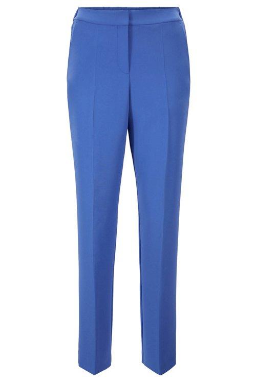 Hugo Boss - Pantalones relaxed fit con cintura elástica en la parte trasera - 1