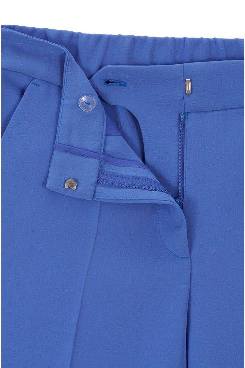 Hugo Boss - Pantalones relaxed fit con cintura elástica en la parte trasera - 6