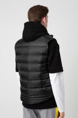 46987a013 Down Jackets in Black by HUGO BOSS   Men