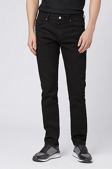 男士时尚休闲长裤,  001_黑色