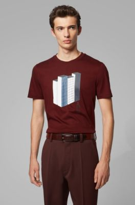 check-out 29a09 463a9 T-shirt in edizione limitata Konstantin Grcic con grafica urbana