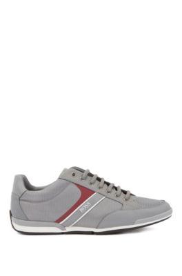 Traditionelle Stil Schuhe Grau Dunkel Herren Derby