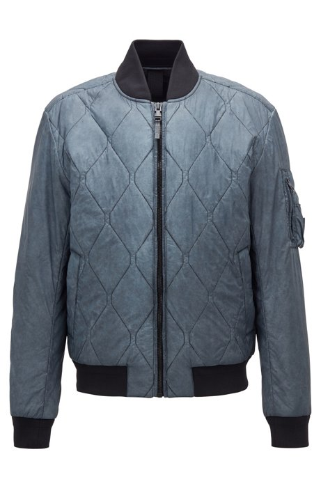 Veste Regular Fit, avec garnissage PrimaLoft®, Gris