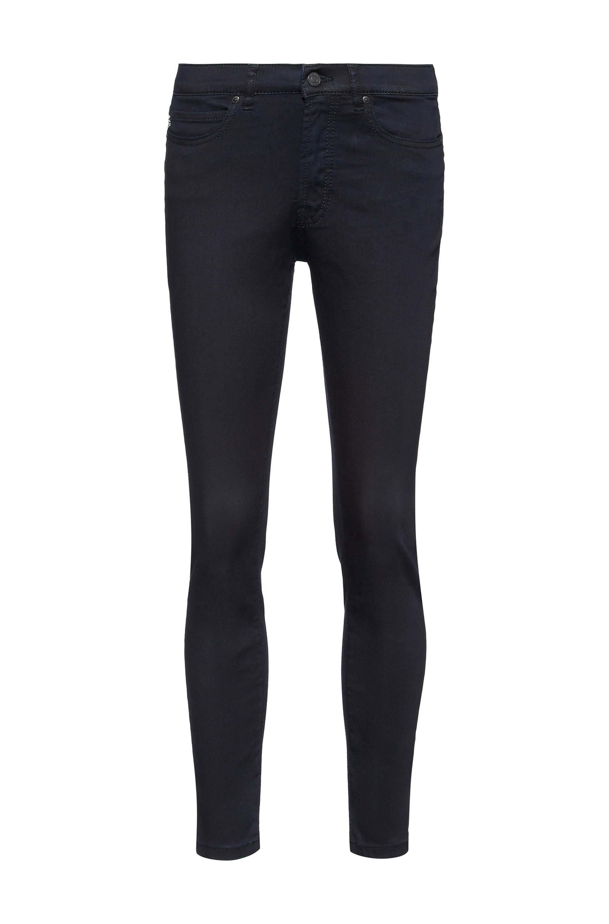 CHARLIE super-skinny-fit jeans in magic-flex denim, Dark Blue